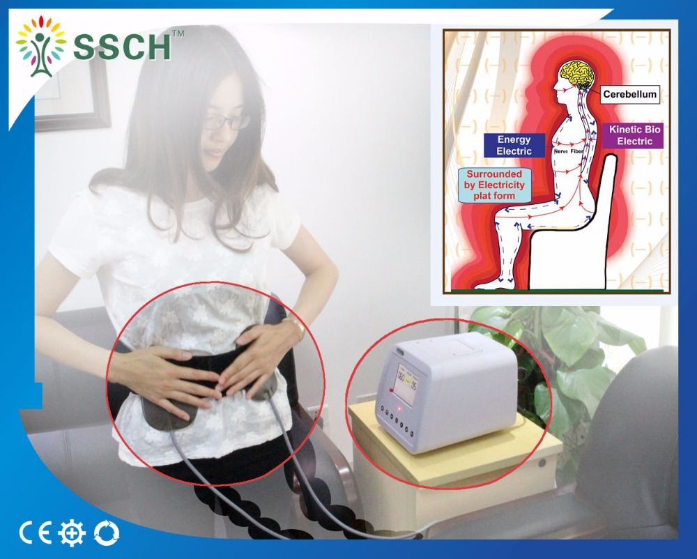 2018 Factory electric high potential therapy machine electro static therapy for bone & joint pain, insomnia & headache,