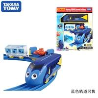 Takara Tomy Disney Pixar Dream Railway Plarail Finding Nemo Dory Cruising Express Motorized Toy Train New