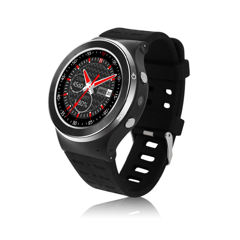ZGPAX S99 MTK6580 Quad Core 3G Smart Watch Phone Android 5.1 8GB ROM 5.0 MP Camera GPS WiFi Pedometer Heart Rate smartwatches фен rowenta cv 8730d0