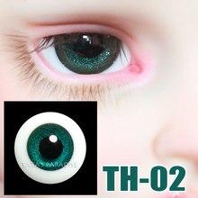 BJD eyes 16mm 1 Pair of Eyes Eyeballs Doll Accessories Doll Eyeballs