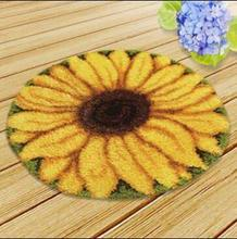 Oothandel Sunflower Latch Hook Rug Kit Gallerij Koop Goedkope