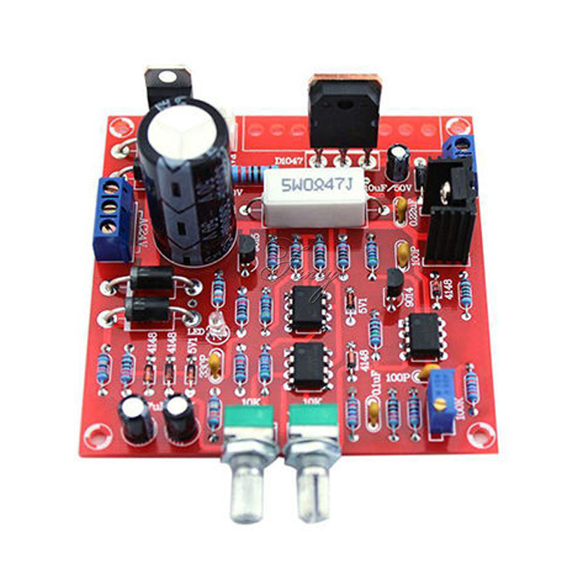 0-30V 2mA-3A Adjustable DC Regulated Power Supply DIY Kit Short Circuit Current Limiting Protection For School Education Lab