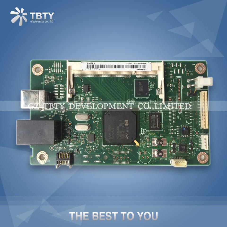 100% Guarantee Test Main Formatter Board For HP 351 451 451NW M351A M451 CE794-60001 HP351 HP451 Mainboard On Sale laserjet main board for hp m351 m351a ce794 60001 formatter board mainboard