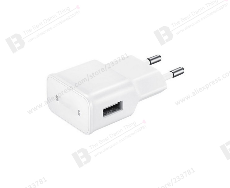 Micro Usb Cable 2a Adapter Us Eu Uk Plug Wall Charger For