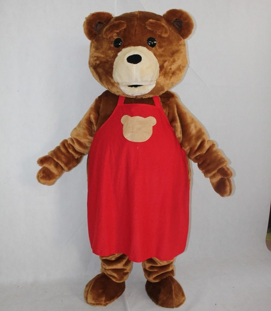 adult teddy bear mascot costume : teddy bear costume adult  - Germanpascual.Com
