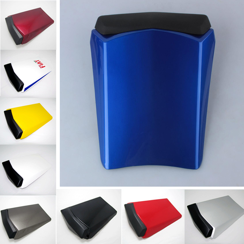 7 Color Motorcycle Passenger Pillion Rear Seat Cover Cowl <font><b>Fairing</b></font> For <font><b>Yamaha</b></font> YZFR1 YZF-<font><b>R1</b></font> YZF <font><b>R1</b></font> 2002 <font><b>2003</b></font> Motorbike Accessories image
