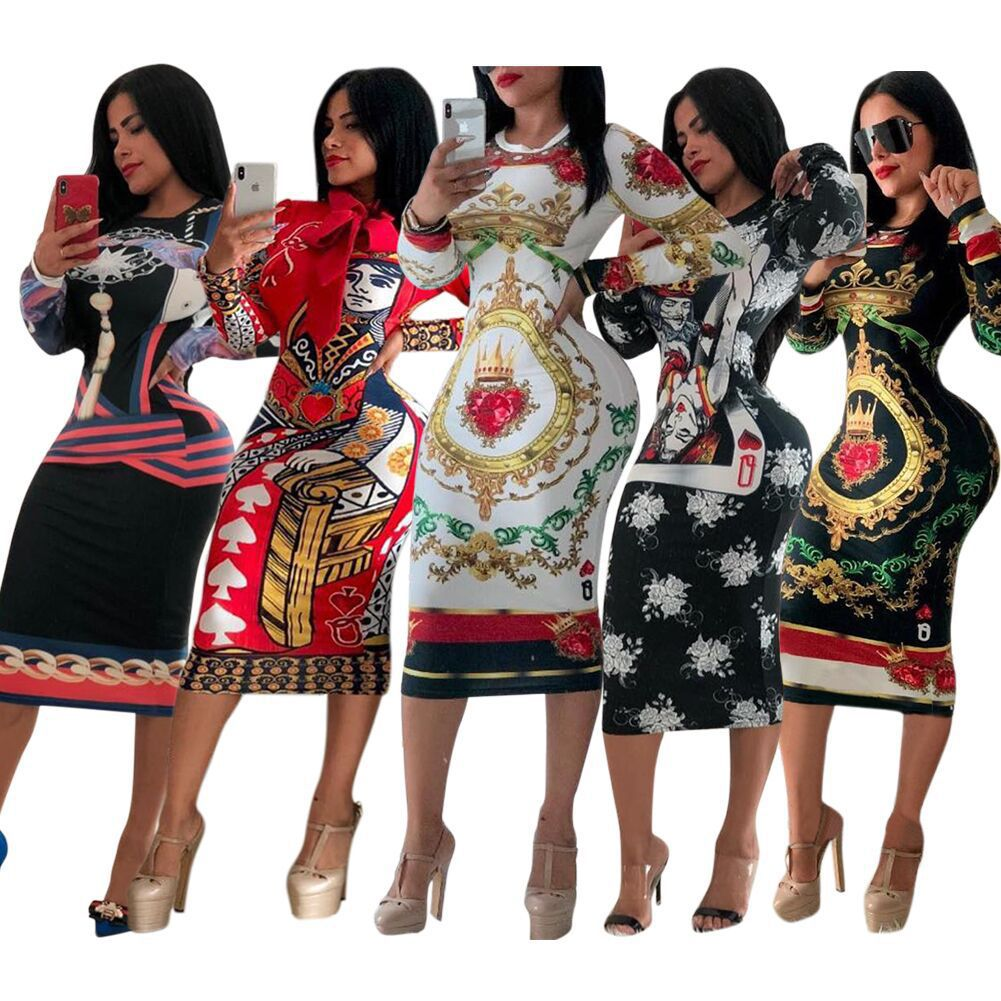 African Women Clothing Dashiki Fashion Dress Succunct 2018 African Tranditional Print Dashiki Dress For Women Y133