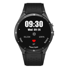 KW88 Pro Bluetooth Smart Watch android 7.0 IOS AMOLED Screen 1GB+16GB Heart Rate Pedometer Monitor 3G WIFI Camera GPS Smartwatch все цены