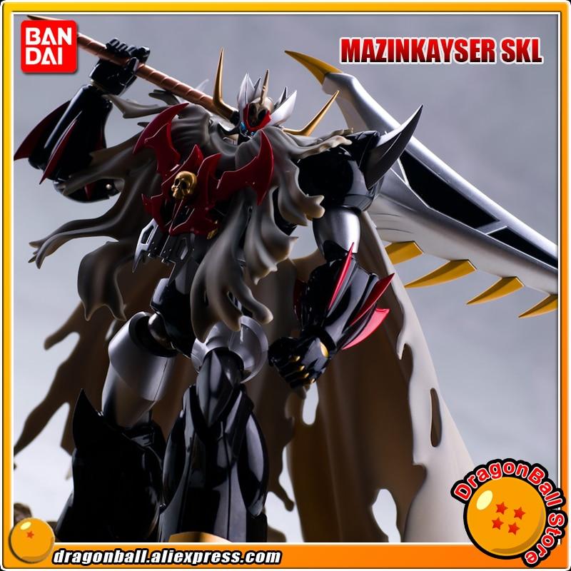 Original BANDAI Tamashii Nations Super Robot Chogokin Toy Action Figure Mazinkaiser SKL