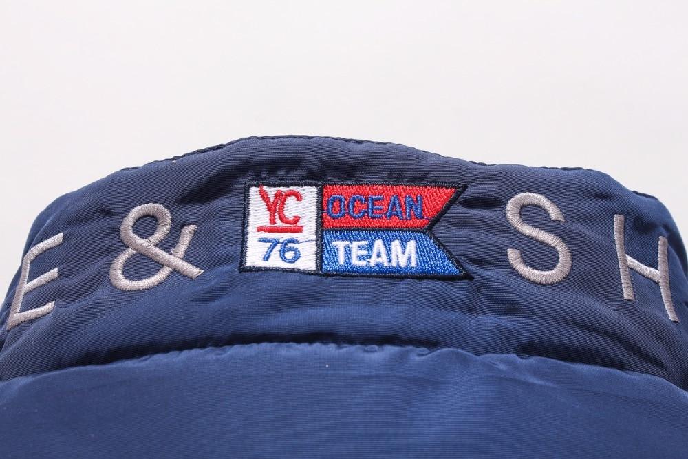 Original Brand Mens Jacken Und Mäntel Luxus Tace & Shark Stickerei - Herrenbekleidung - Foto 5