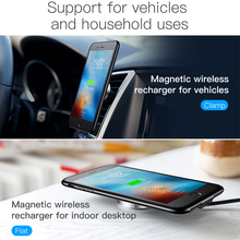 Baseus Magnetic Wireless Charging Multi-Function Case for iPhone 7 7Plus 8 8Plus