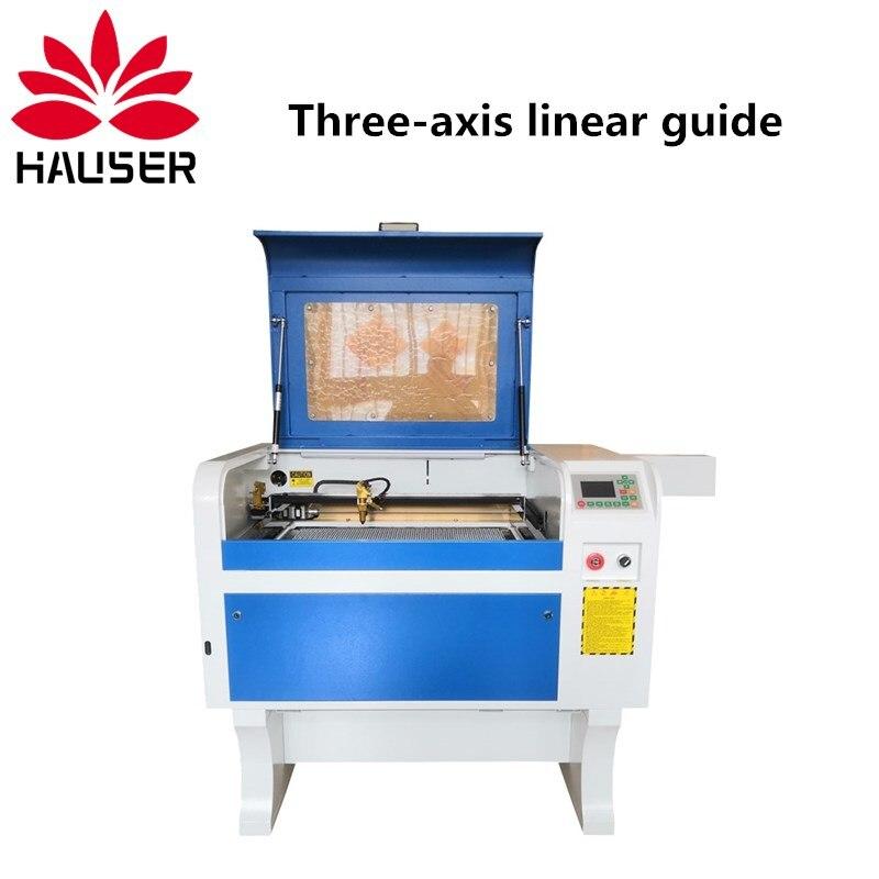 Freeshipping Co2 Laser Engraving Machine Cnc Laser ,4060 Engraving Machine CO2 Laser Cutter RECI Lasertube Laser Marking Machine