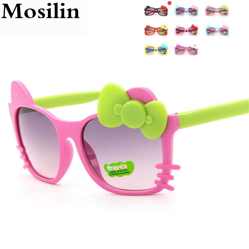 Children Lovely Sunglasses Multi Color Protection Sun Glasses Brand Designer Girls Kids gilrs boys Uv400 lens