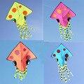 O envio gratuito de alta qualidade crianças polvo pipa fácil controle with100m tecido ripstop crianças fábrica pipa linha de pipa pega hcxkite