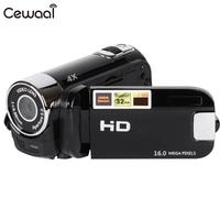 Cewaal FULL HD 1080P Digital Video Camera Camcorder Digital 16X Zoom Fill Light USB Recorder Photography 2.4 LCD DV Video Camera
