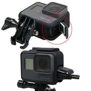Image 2 - Anordsem สำหรับ GoPro อุปกรณ์เสริม GoPro Hero 7 6 5 กรอบป้องกันกรณีกล้องที่อยู่อาศัยโครงกระดูกสำหรับ Go Pro Hero 2018 กล้อง