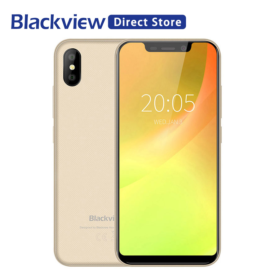 Blackview A30 2GB RAM 16GB ROM 5 5 19 9 Display Full Screen MT6580A Quad Core