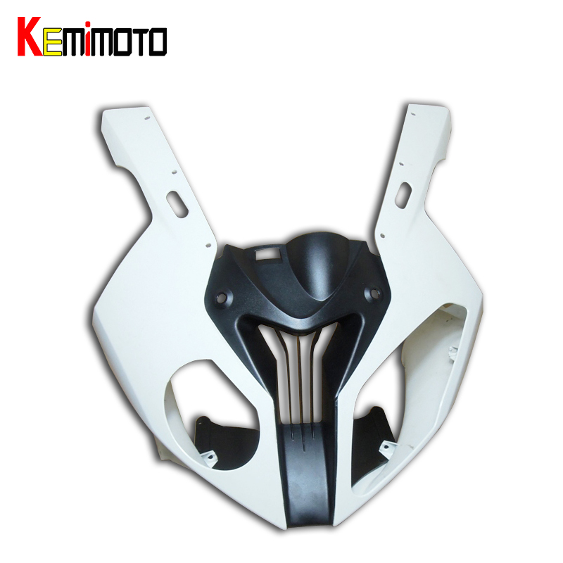 KEMiMOTO S1000RR ABS Unpainted Upper Fairing Cowl Nose For BMW S 1000 RR 2010 2011 2012 2013 2014 cy1s25 100 smc type cy1s cy1b cy1r cy1l series 25mm bore 100mm stroke slide bearing magnetically coupled rodless cylinder