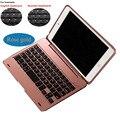 Новый 2in1 Для iPad Mini 1 2 3 Bluetooth 3.0 для Беспроводной Русский/Английский Клавиатура Пылезащитный Складная Дело Стенд Обложка Держатель