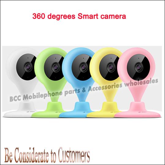 Câmera mais novo de 360 graus inteligente câmera vidicon + lente de vidro completa & microfone para todos iphone samsung htc sony nokia lg câmera