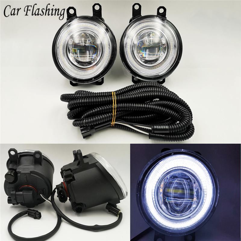 Fog Lamp Assembly high brightness Fog Light For Toyota Corolla Avensis Camry Ractis Verso RAV 4