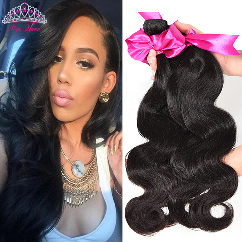 8A Malaysian Body Wave 4 Bundles Malaysian Virgin Hair Body Wave 100% Human Hair Soft Virgin Hair Malaysian Body Wave