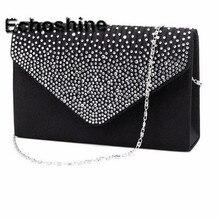 Ausgezeichnete Qualität 2016 NEUE Damen Abendgesellschaft Kleine Handtasche Eveningbag Brautgeldbeutel-partei-handtasche Handtasche Abendtaschen Bolsas Feminina