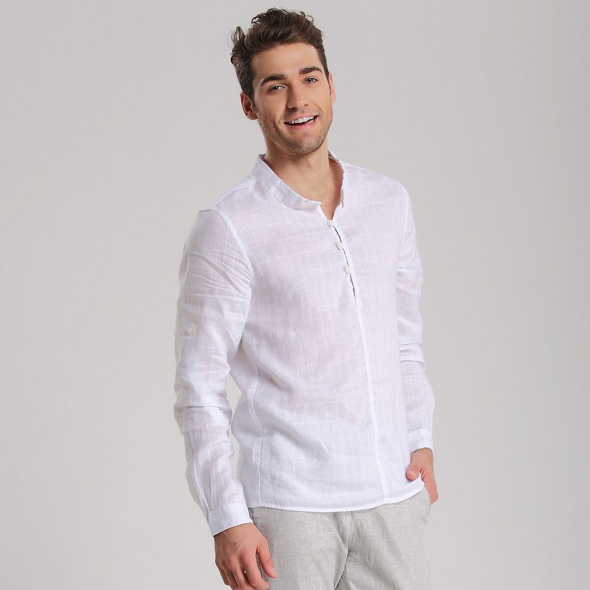 Hombres Camisa Blanca - Compra lotes baratos de Hombres