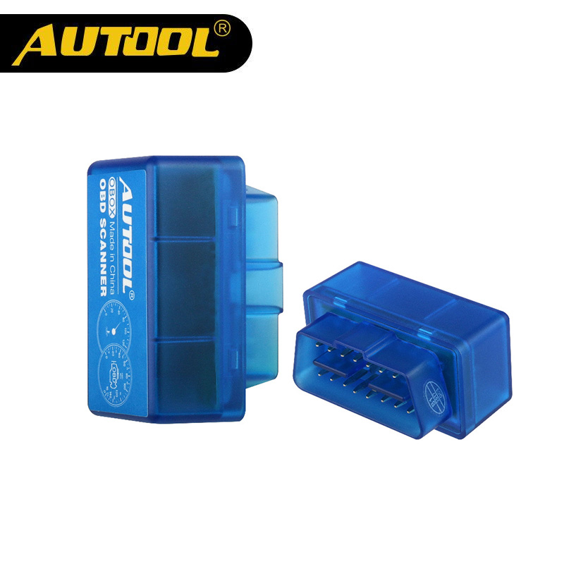 AUTOOL ELM327 V1.5 OBD Bluetooth OBD2 Voiture Outil De Diagnostic Odb2 Elm 327 Odb Auto Automobile OBD II Scanner Pic18f25k80 Android