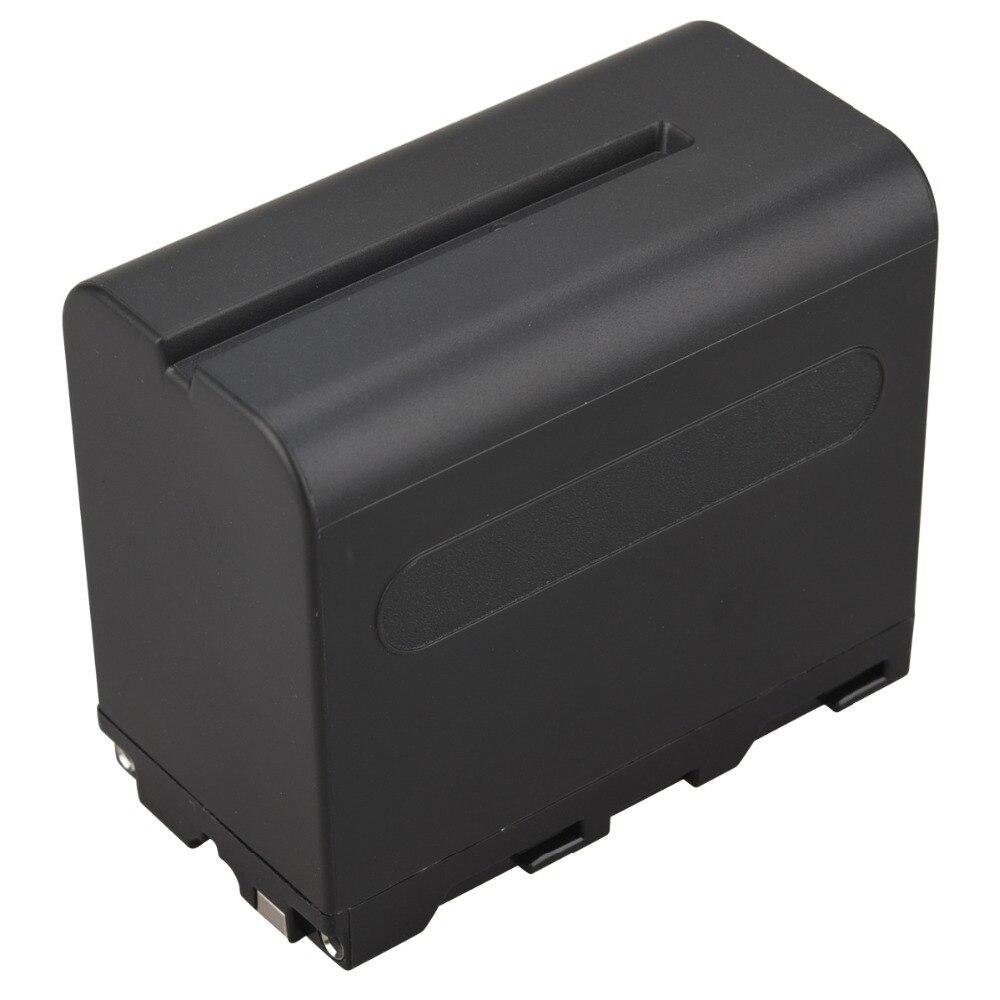 1Pcs 7800mah High Capacity NP-F960 NP-F970 NPF960 NP F970 Digital Camera Battery For Sony F970 NP-F970 NP-F960 F960 Bateria - ANKUX Tech Co., Ltd