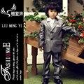 Бесплатная доставка высокое качество причастия костюмы для мальчиков