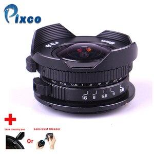 Image 1 - カメラ 8 ミリメートル F3.8 魚眼スーツマイクロフォーサーズ用マウントカメラ + レンズクリーニングペンまたはレンズダストクリーナー、パナソニック