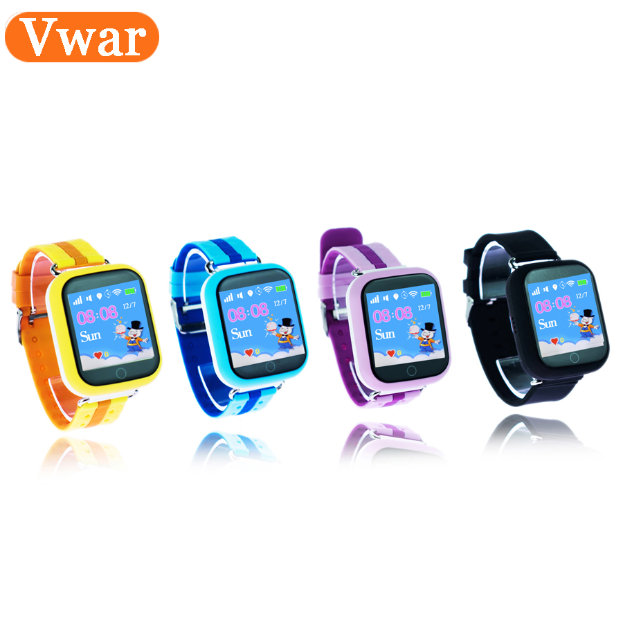 Vwar smart baby watch phone Q750 Q100 WIFI touch screen SOS Call Location Device GPS tracker