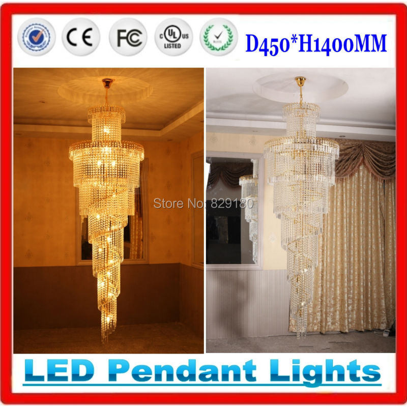 Official Store,Large Crystal Chandelier light Fixture Gold Crystal Chandelier light Guaranteed 100% guaranteed 100