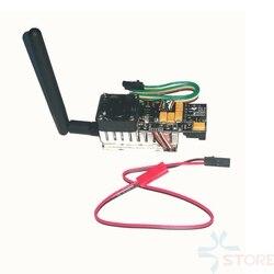 Più di 2Km Gamma 5.8Ghz 2W Trasmettitore Wireless FPV TS582000 5.8G 2000MW 8CH Video AV Audio mittente