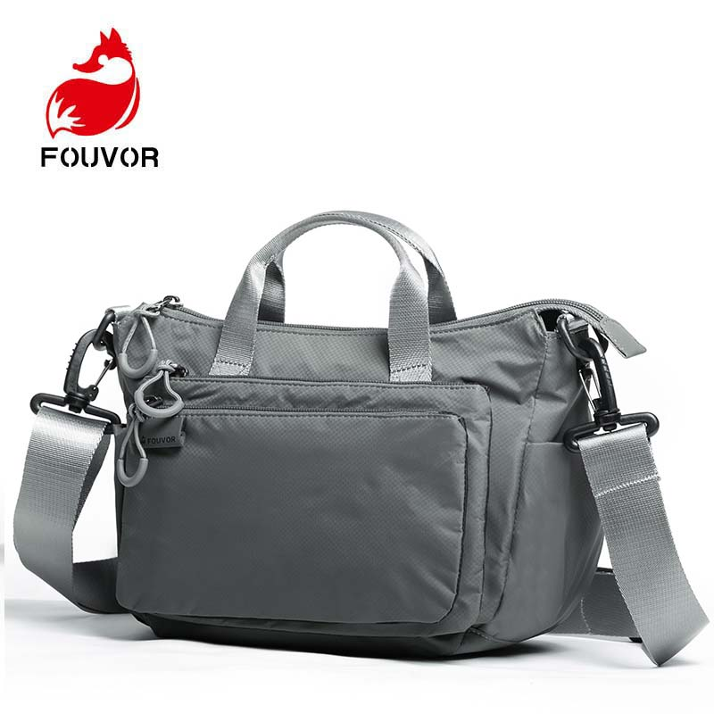 Fouvor Luxury Handbags Women Bags Designer Womens Casual Tote Message Bag Female Large Capacity Crossbody Bag