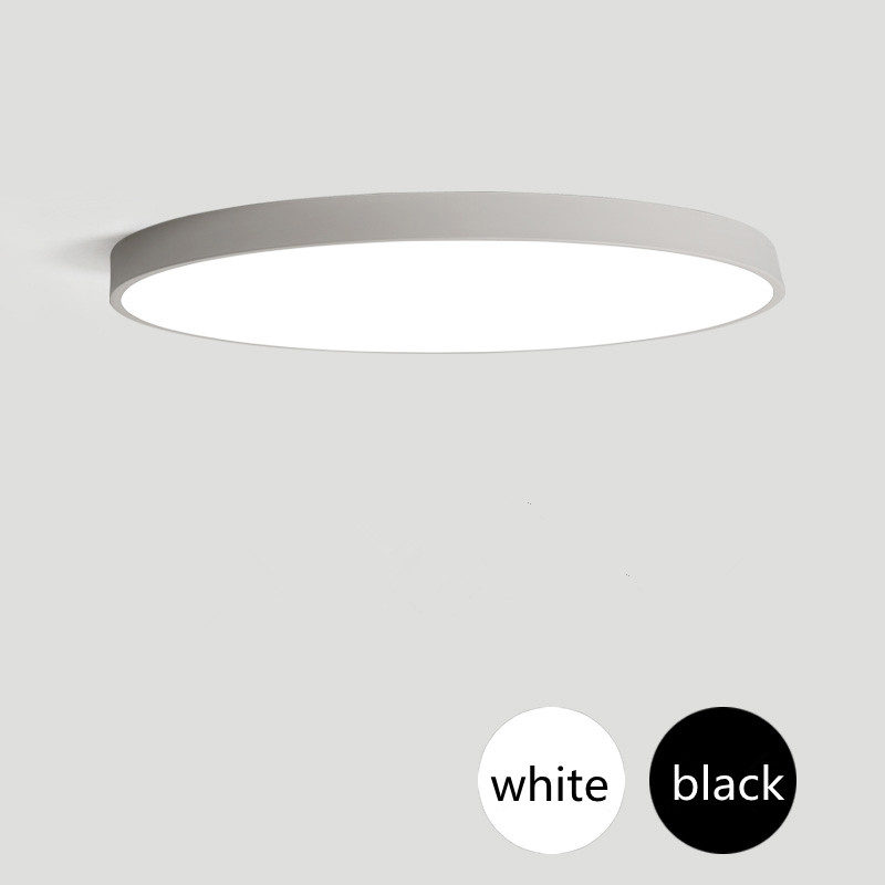 Us 14 21 35 Off Modern Led Ceiling Light Dining Room Bed Room Light Fixture 5cm Ceiling Lamps Home Luminaire Plafonnier Led Lampara De Techo In