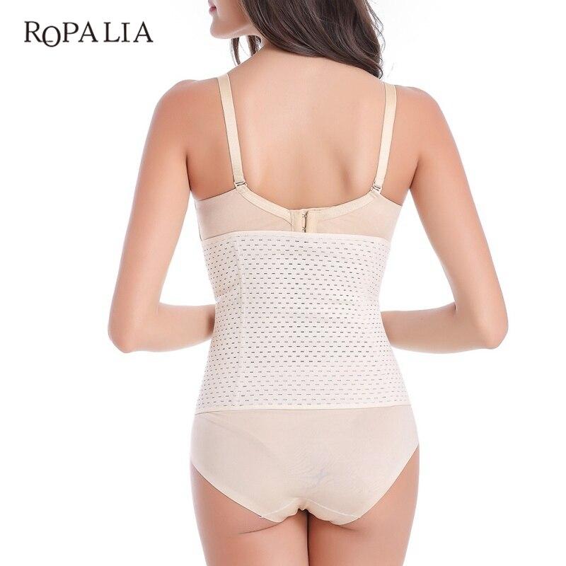 Hot Waist Trainer Women Slimming Belt Shaper Belt Slimming Corset Body Shapers Modeling Strap Plus Size 5