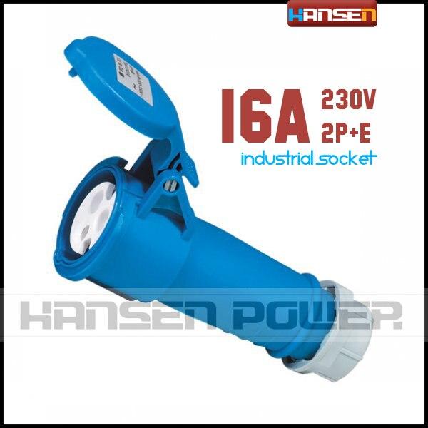 waterproof industrial power socket 16a 230v ip44 single phase 3 wire rh aliexpress com 220 Volt Single Phase Wiring Diagram 220 Volt Single Phase Wiring Diagram
