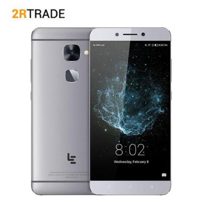 Mondial Version Letv LeEco Le 2X522X526 5.5 FHD Qualcomm Octa Core 3 gb RAM 32 /64 gb ROM Android 6.0 16.0MP 3000 mah D'empreintes Digitales