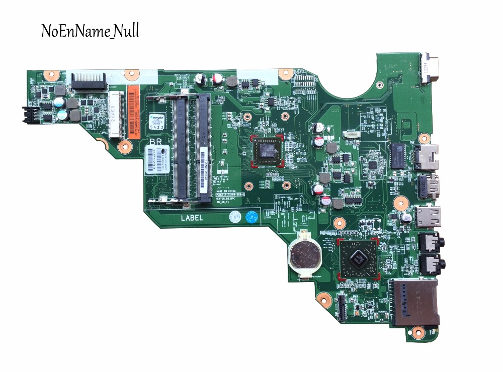 Free Shipping Laptop Motherboard For Hp CQ58 Motherboard 688305-001 688305-501 Notebook For E300 Cpu Tested OK