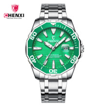 CHENXI New Fashion Quartz Watch Brand Mens Casual Mens Watches Top Luxury Wristwatch Waterproof Stainless Steel Strap Male Clock цена и фото