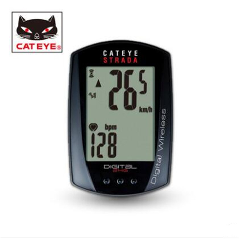 CATEYE CC-RD420DW wireless heart rate bicycle MTB Chronograph computer bike accessories