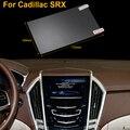 Carro Styling 8 Polegada de Aço da Tela de Navegação GPS Controle de Tela LCD Película Protetora Para Cadillac SRX Carro Adesivo