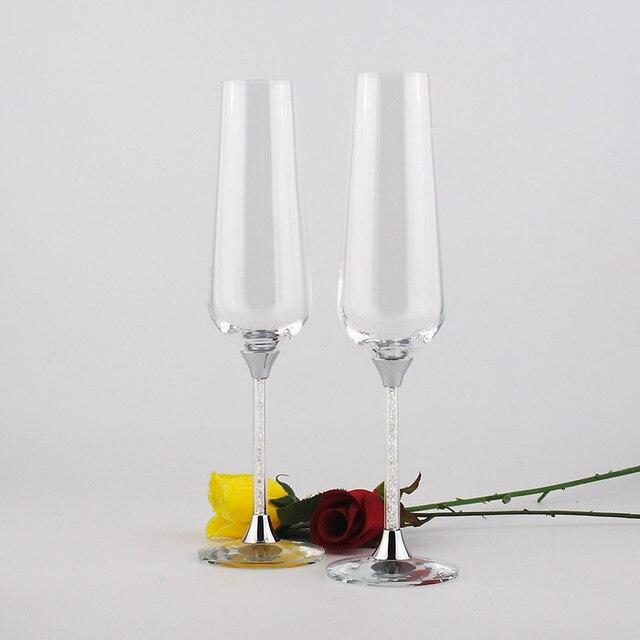 Best 25 Wedding Champagne Flutes Ideas On Pinterest Diy