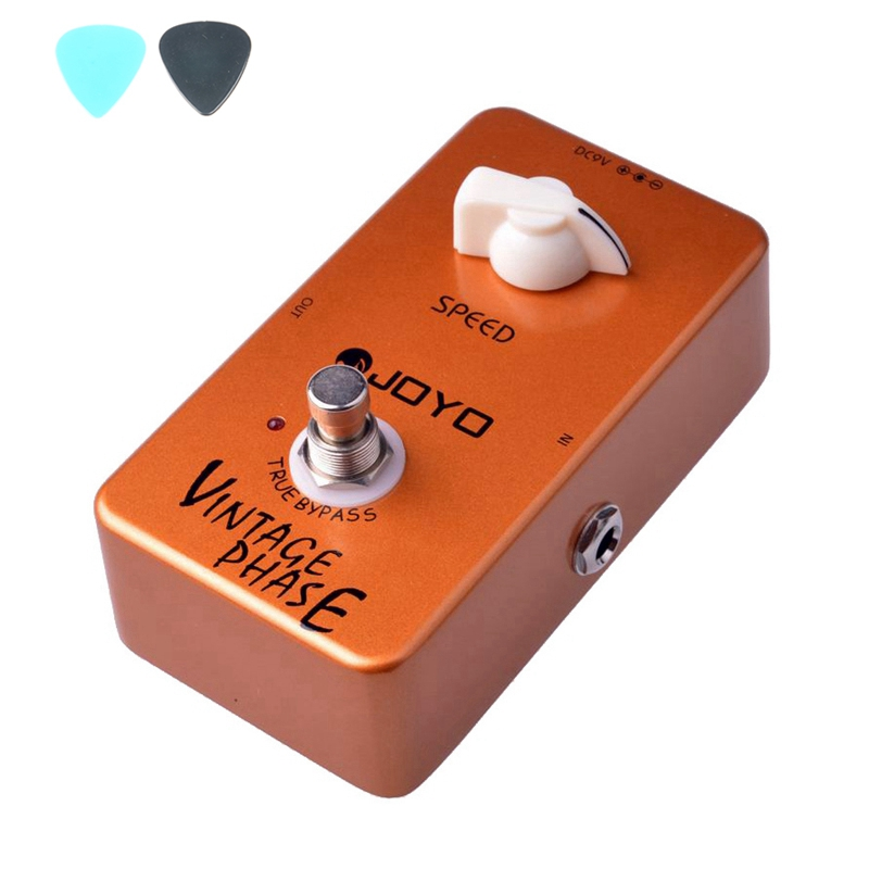 JF-06 Vintage Phase Effects Guitar Pedal JF06 Effect Pedal JOYO Vintage Phase Pedals JOYO guitar accessories jf