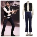 Star Wars Han Solo cosplay Halloween Costumes