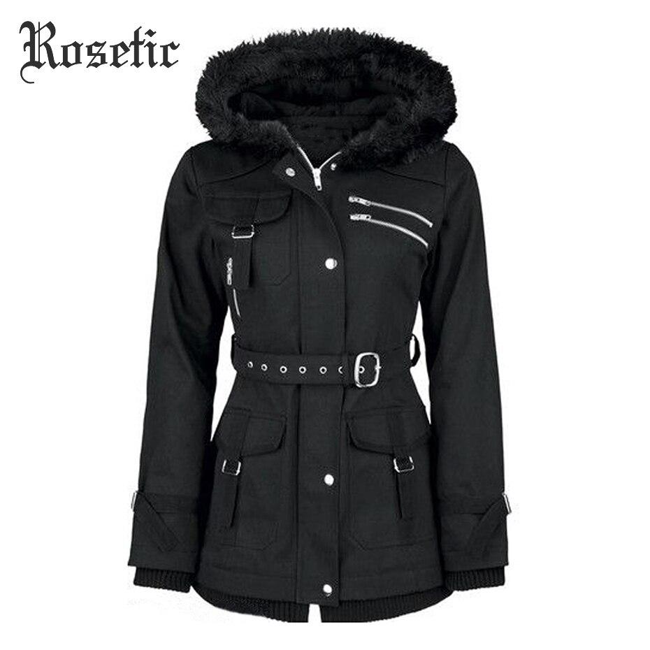 Manteau d hiver femme noir