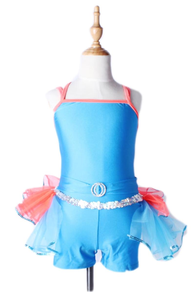 Baleto šokių suknelės praktikos etapas Kostiumai iš lotynų kostiumų spektakliams Vaikams baleto šokių drabužiai Fantasia Bailarina