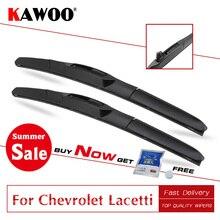 """KAWOO щетка стеклоочистителя для автомобиля Chevrolet Lacetti 2"""" 19"""" 2005 2006 2007 2008 2009 2010 2011 натуральный каучук"""